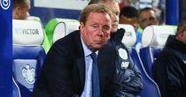 Harry Redknapp: Under pressure at QPR