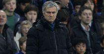 Jose Mourinho: Impressed by first half performance