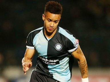 Paris Cowan-Hall: Netted Wycombe's opener