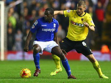 Clayton Donaldson: Double for Birmingham