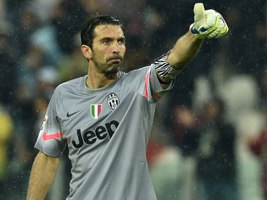 Gianluigi Buffon: 'No one has more clean sheets in the Champions League this season'