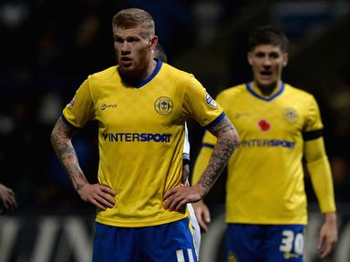 James McClean: Sealed the points for Wigan