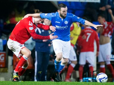James McFadden: Won't be out for long