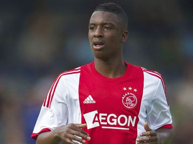 Riechedly Bazoer: On target for Ajax