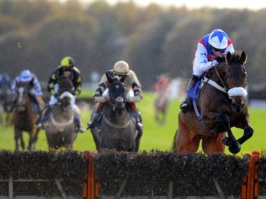 Thomas Brown: Fancied at Newbury