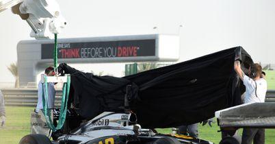 Abu Dhabi: Honda engine debuts