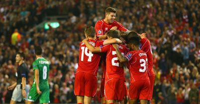 Liverpool: Backed to get back on track in Premier League