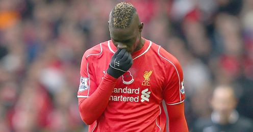 Mario Balotelli: Told he has no future at Liverpool
