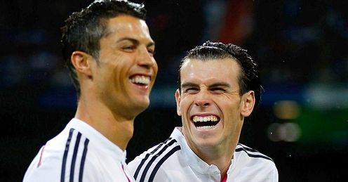Cristiano Ronaldo & Gareth Bale: Catch a glimpse of Saturday's newspapers