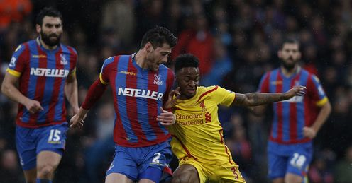 Crystal Palace outfought Liverpool, says Jamie Carragher