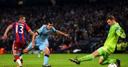 Sergio Aguero: Scoring the winner for Manchester City