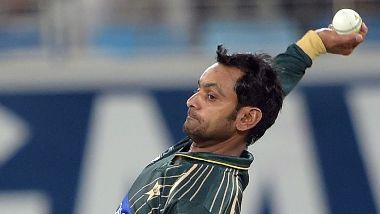 Mohammad Hafeez's action has now been deemed legal by the ICC