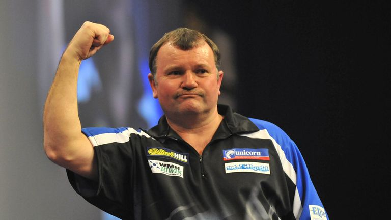 Terry Jenkins net worth