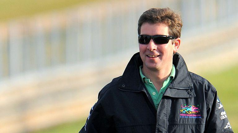 Trainer Ian Williams saddled his 1000th winner