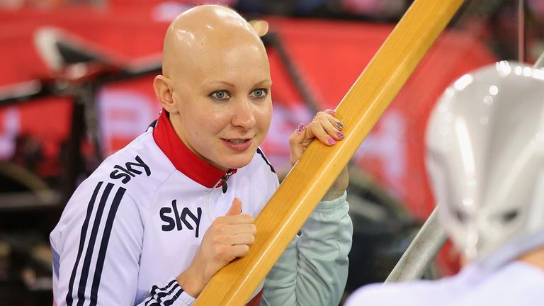 Joanna Row Shand Says She Has Not Experienced Ism Within British Cycling