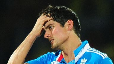 Alastair Cook: Poor tour of Sri Lanka sealed fate