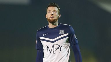 Cian Bolger: Back in contention for Southend