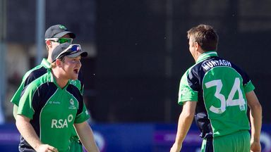 Jason Gillespie says Ireland have punched above their weight in one-day internationals