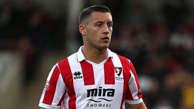 Lee Vaughan: Available for selection