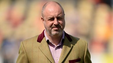 Kieth Hill: Happy with the result