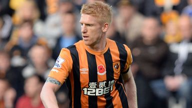 Paul McShane: The defender has been dropped down to Hull