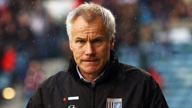 Peter Taylor is returning for a third spell at Priestfield