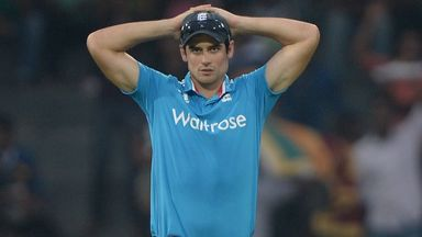 Alastair Cook: Will recover from England setback, says Paul Grayson