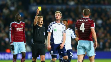 Chris Brunt: The West Brom captain is wary of the threat posed by Aston Villa