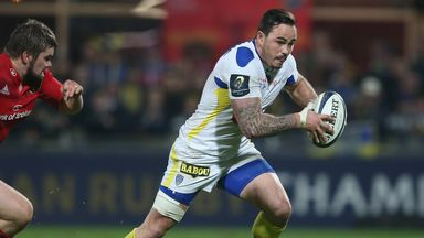 Zac Guildford: New Zealand wing heading home after stint in France