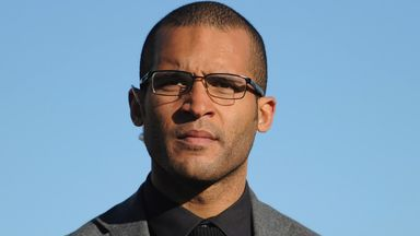 Clarke Carlisle: In hospital after being involved in a collision with a lorry