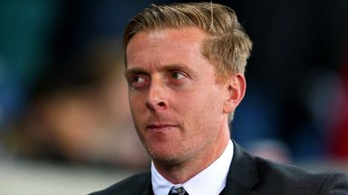 Garry Monk: Delighted to be adding Kyle Naughton to his squad.
