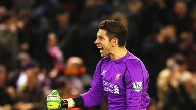 Brad Jones: Hoping for new contract