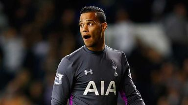 Michel Vorm: Tottenham goalkeeper happy with decision to leave Swansea