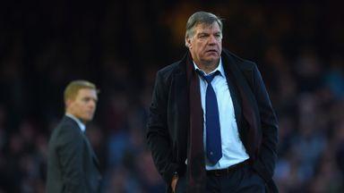 Sam Allardyce: Andy Carroll will improve