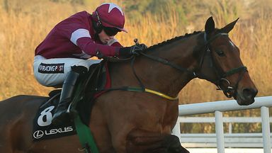 Road To Riches: Irish Gold Cup favourite