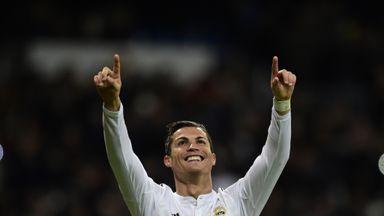 Cristiano Ronaldo's Real Madrid are world's most valuable football team