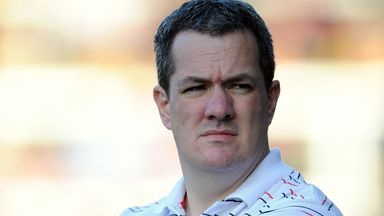 Mike Rush: Young prop needs competitive games