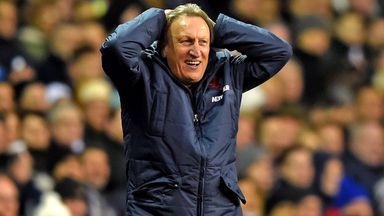 Neil Warnock has set his sights on a new striker in January
