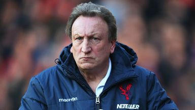 Neil Warnock: Expected stick from the Palace fans after taking off Bolasie
