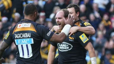Andy Goode: Record-breaking performance in the opening fixture at Ricoh Arena