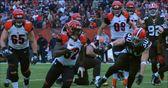 Hill touchdown extends lead
