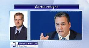 Garcia resigns from FIFA role