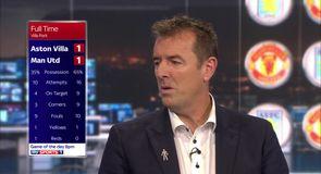 Le Tissier: Villa red card was unfortunate