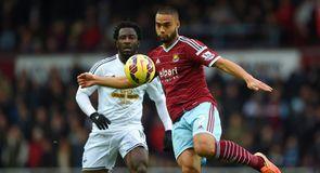 Premier League photo gallery: West Ham v Swansea, Aston Villa v Leicester