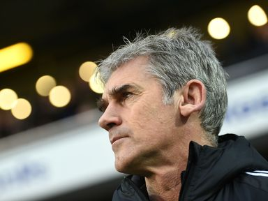 Alan Irvine has left his role at Blackburn