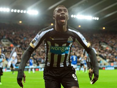 Papiss Cisse: Can open the scoring for Newcastle