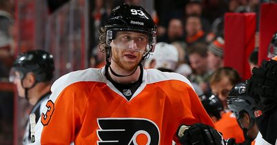 Voracek snatches Flyers win