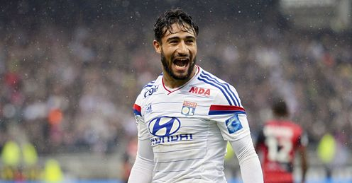Nabil Fekir: Would apparently like to join Arsenal