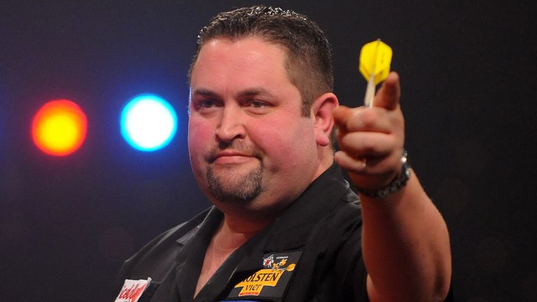 list of pdc dart players