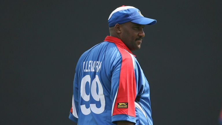 Dwayne Leverock's blinding catch couldn't save Bermuda from defeat